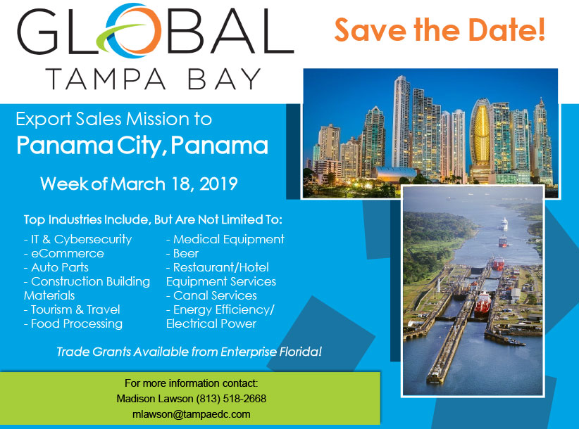 Panama Export Sales Mission