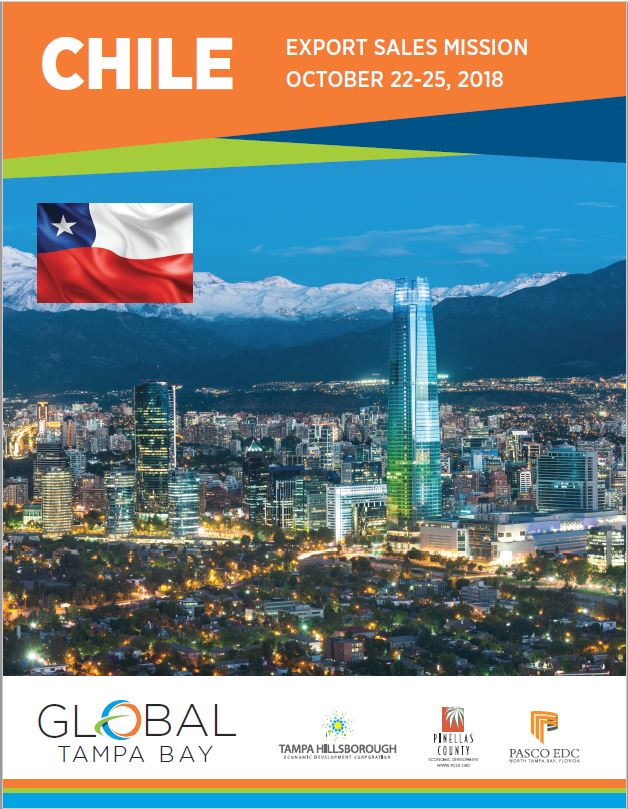 Chile Trade Mission Flyer
